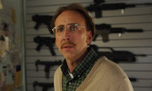 Nicolas Cage in Kick-Ass
