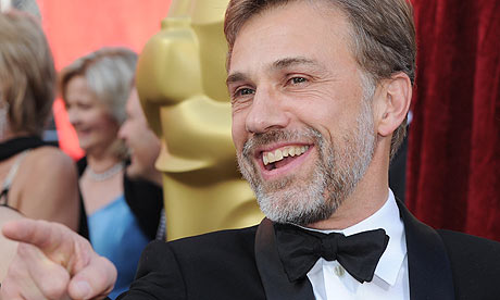 Christoph Waltz, best supporting actor winner at the 2010 Oscars