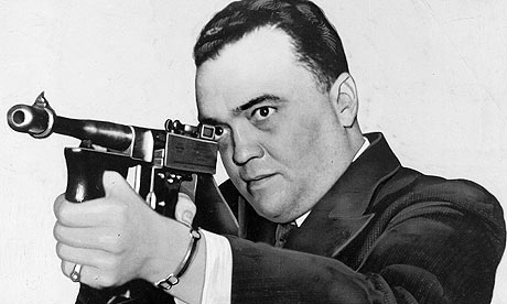  j edgar hoover 