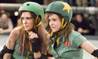 Kristen Wiig and Ellen Page in Whip It