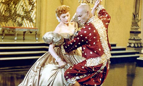 Deborah Kerr and Yul Brynner in The King and I (1956)