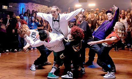 Scene from Streetdance 3D