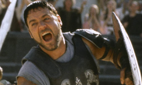 Russell Crowe threatened to kill a veteran producer with his bare hands ...