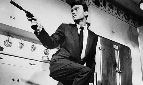Laurence Harvey in The Manchurian Candidate (1962)