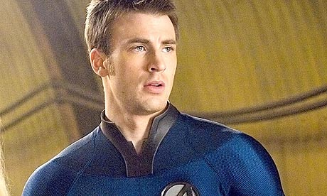 The US actor Chris Evans has seen off fierce competition to land the role of ...