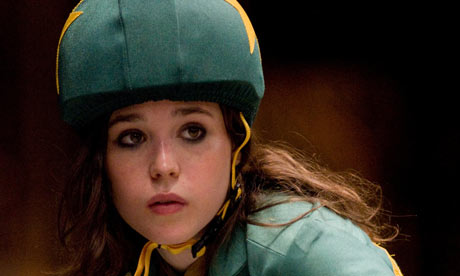 Ellen Page. Roller girl .. Ellen Page. Whip It; Production year: 2009 ...