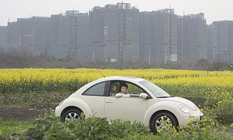 Still from 24 City, directed by Jia Zhangke