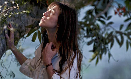 Charlotte Gainsbourg in The Tree