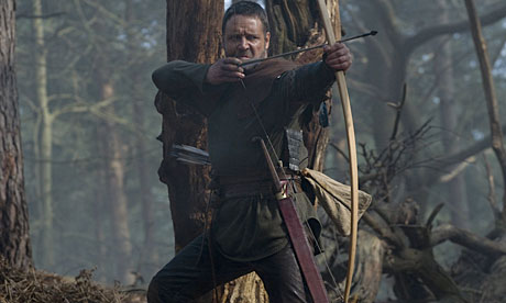 Robin Hood Misses Us Box Office Target Jeremy Kay Film The Guardian