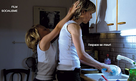 Still from Film Socialisme, directed by Jean-Luc Godard