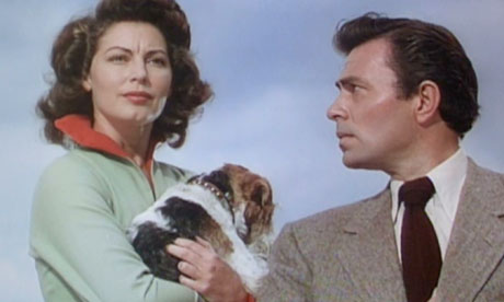 Ava Gardner and James Mason in Pandora and the Flying Dutchman