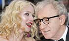 Naomi Watts and Woody Allen at Cannes 2010