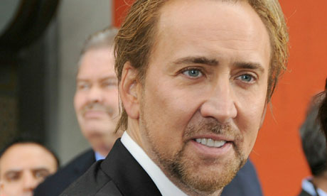 Nicolas Cage reveals animal sex factor in diet