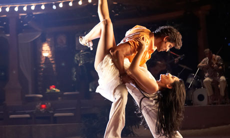 Hrithik Roshan and Bárbara Mori in Kites