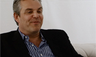 Actor and director Danny Huston