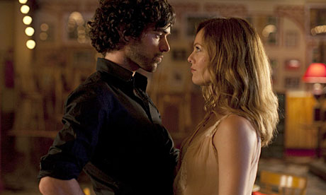 Romain Duris and Vanessa Paradis in Heartbreaker