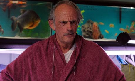 Christopher Lloyd in Piranha 3D