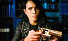 NOOMI RAPACE in THE GIRL WHO PLAYED WITH FIRE