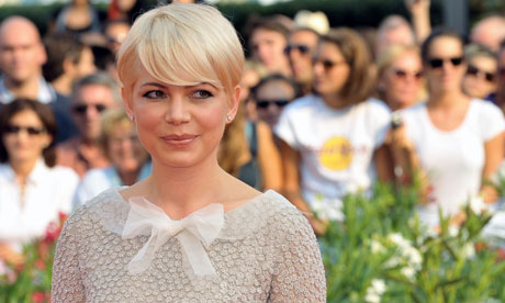 67th Venice Film Festival - Michelle Williams at the Meek's Cutoff Screening