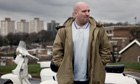 Shane Meadows on set This Is England