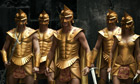 Striking gold … Immortals had a promising opener