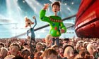 The fearsome hordes of Arthur Christmas