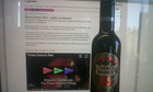 Three Colours Red and cherry brandy