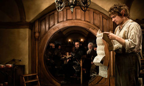 The Technology Behind the Hobbit and Middle Earth