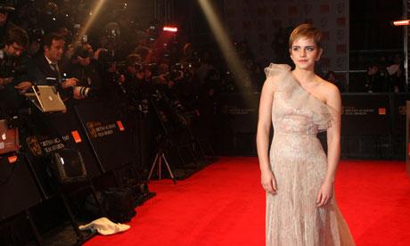 Baftas 2011 - Emma Watson