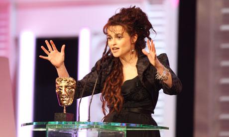 helena bonham carter 2011. Helena Bonham Carter accepts