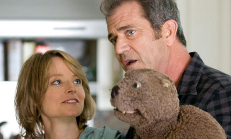 Mel Gibson Jodie Foster in 'The Beaver'