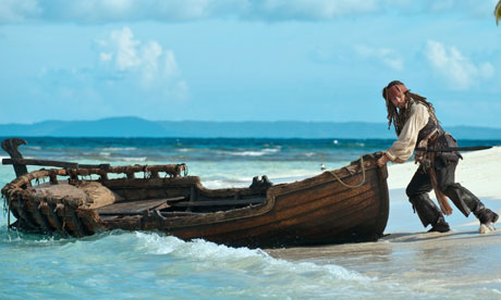 Pirates of the Carribean: On Stranger Tides