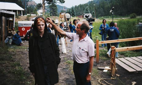 Nicolas Roeg and David Bowie - The Man Who Fell to Earth