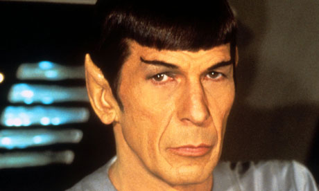 Leonard Nimoy as Spock in Star Trek (1979)