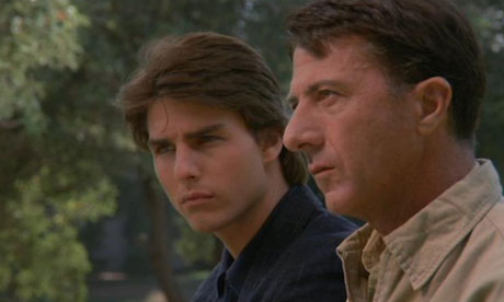 Rain Man ... cinema's most famous portrait of an autist is also one of its least accurate.