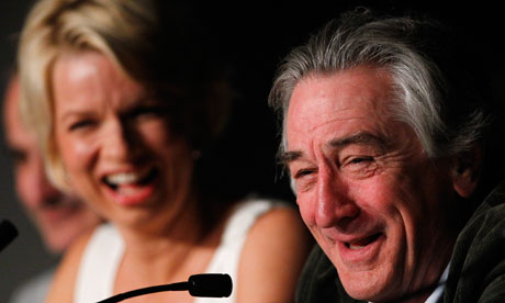 Cannes 2011: Robert De Niro and Linn Ullmann