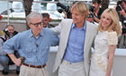 Midnight In Paris in Cannes: Woody Allen, Owen Wilson and Rachel McAdams
