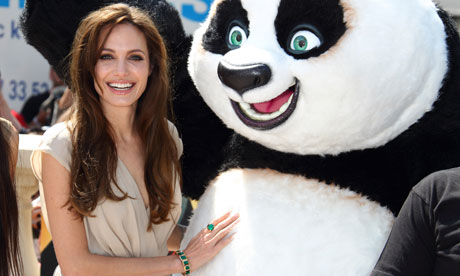 Cannes 2011: Angelina Jolie attends the Kung Fu Panda II photocall