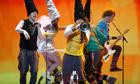 Moldova's Zdob si Zdub at Eurovision
