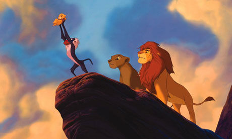 The Lion King still