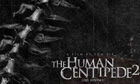 Detail from the poster for The Human Centipede II