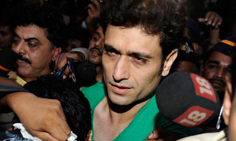 Ghost stars disgraced actor Shiney Ahuja, who was jailed for seven years in March.