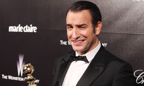 Jean dujardin 39 s golden globe success to be followed by one for Dujardin michael