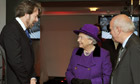 The Queen at the BFI