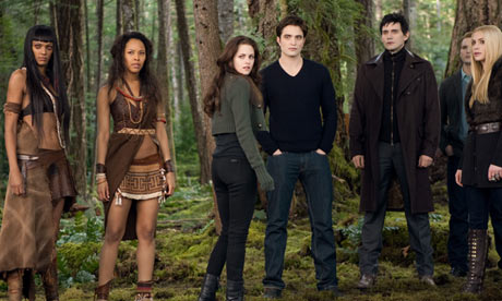 The Twilight Saga: Breaking Dawn Part 2 – review | Film