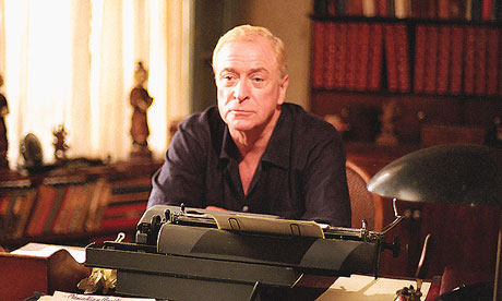Michael Caine as a foreign correspondent in the adaptation of Graham Greene's The Quiet American