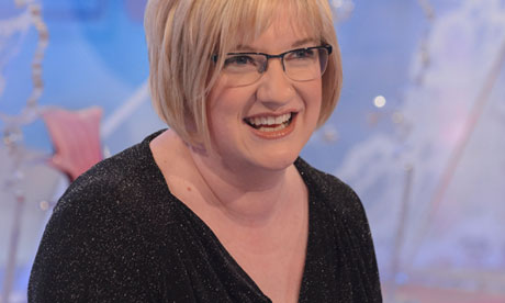 Sarah Millican on the Sun's Page 3.