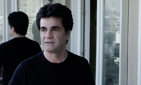 Arrested development … Jafar Panahi in This Is Not a Film