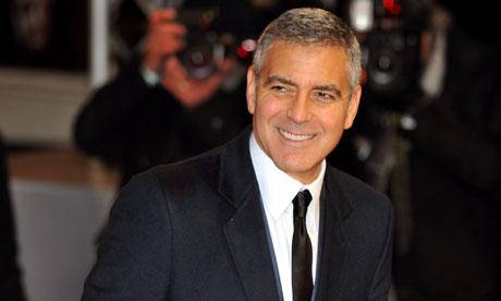 Baftas 2012: George Clooney
