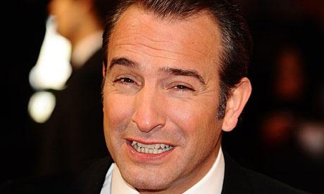 Jean dujardin wins best actor oscar for the artist for Dujardin 007
